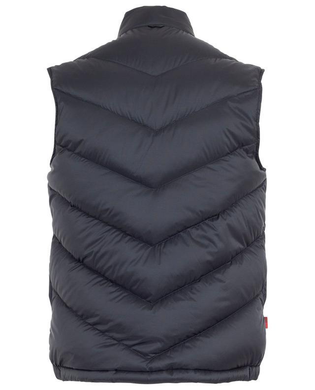 Logo Vest down vest WOOLRICH