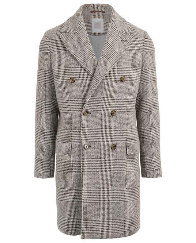 Manteau en laine mélangée ELEVENTY