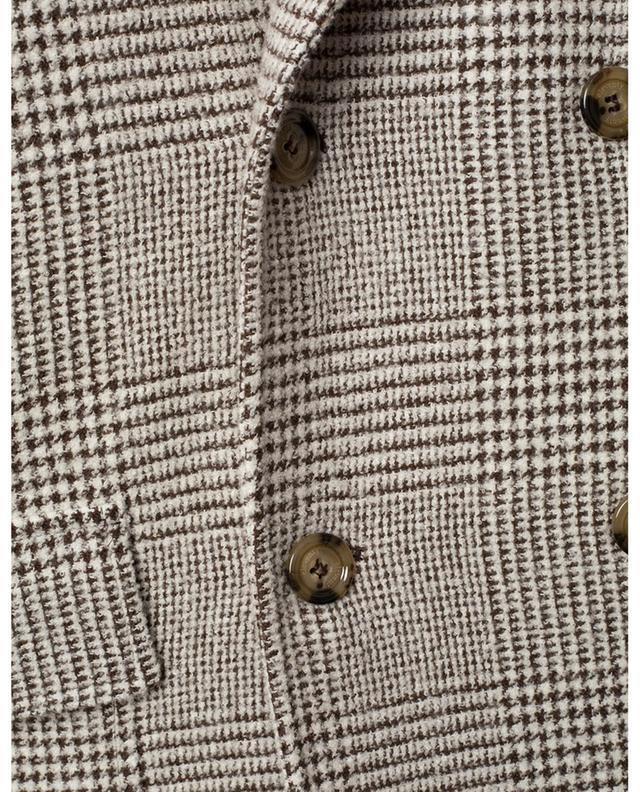 Blended wool coat ELEVENTY