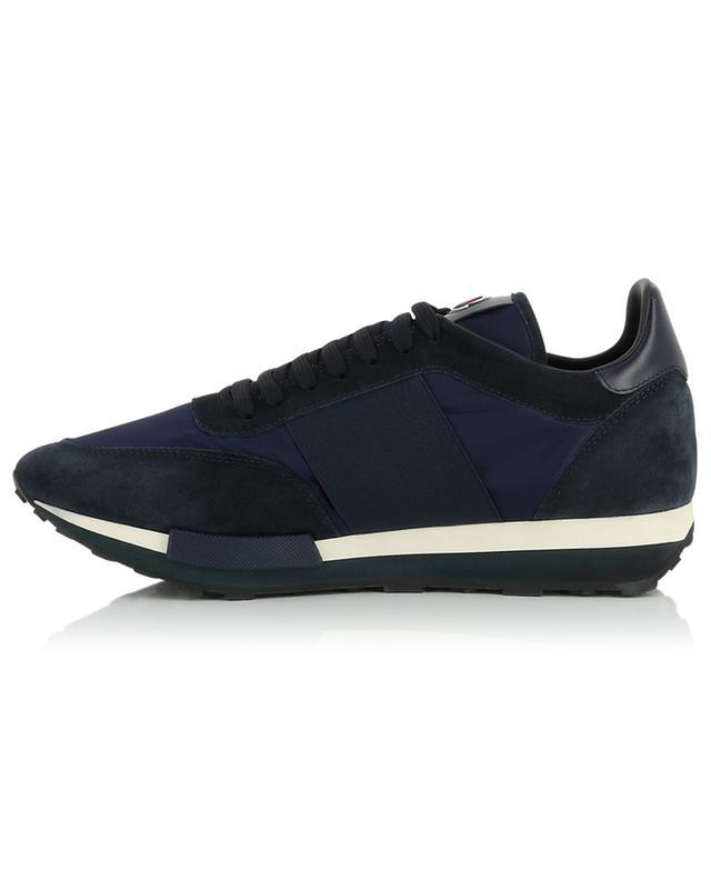 Sneakers aus Nylon, Wildleder und Leder Horace MONCLER
