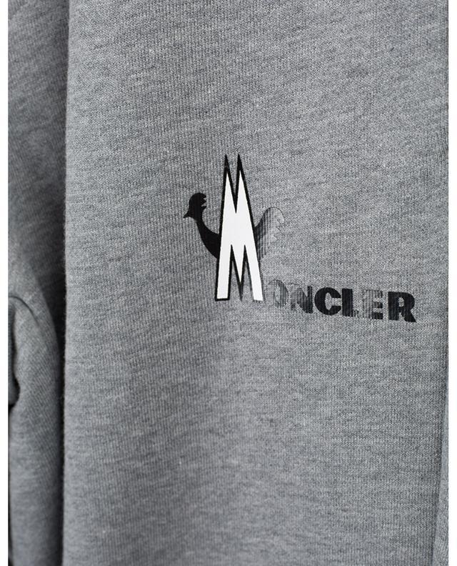 Jogginghose aus Baumwolle mit Moncler-Logo MONCLER