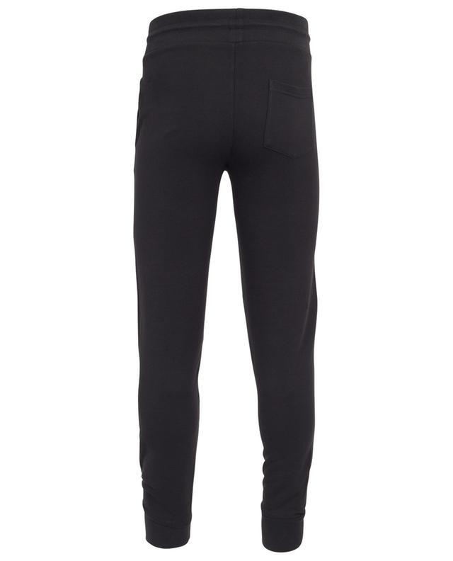 Moncler logo adorned cotton jogging trousers MONCLER