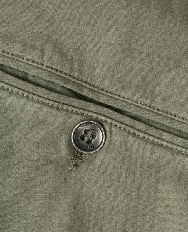 Pantalon chino slim à revers Lucky Pocket B SETTECENTO