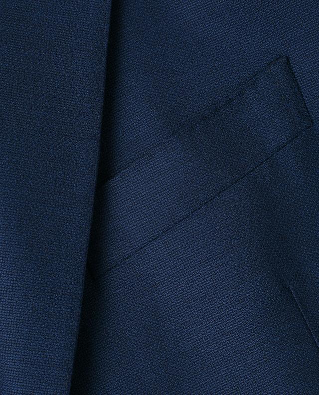 Blazer léger en laine vierge NAPOLI COUTURE