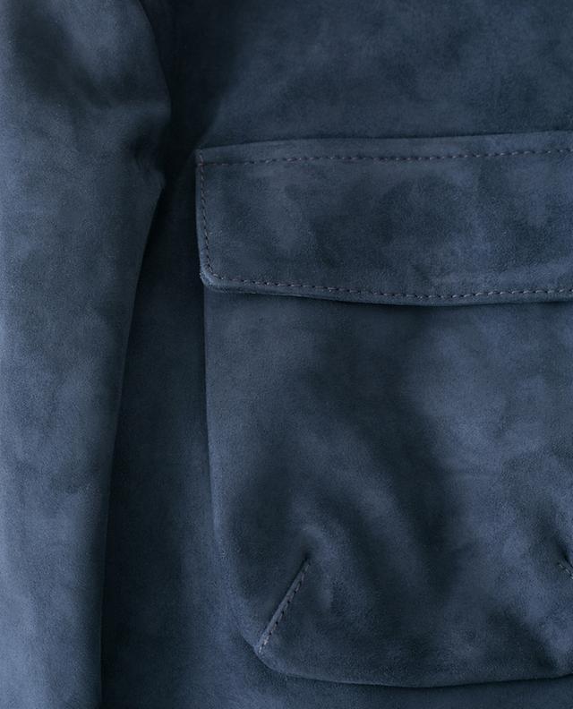Suede jacket RUFFO