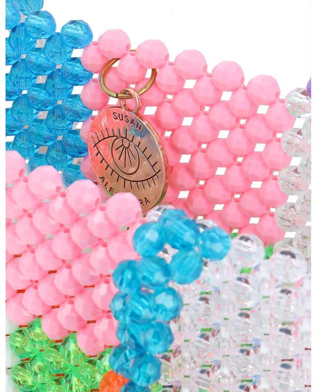 Ash beads handbag SUSAN ALEXANDRA