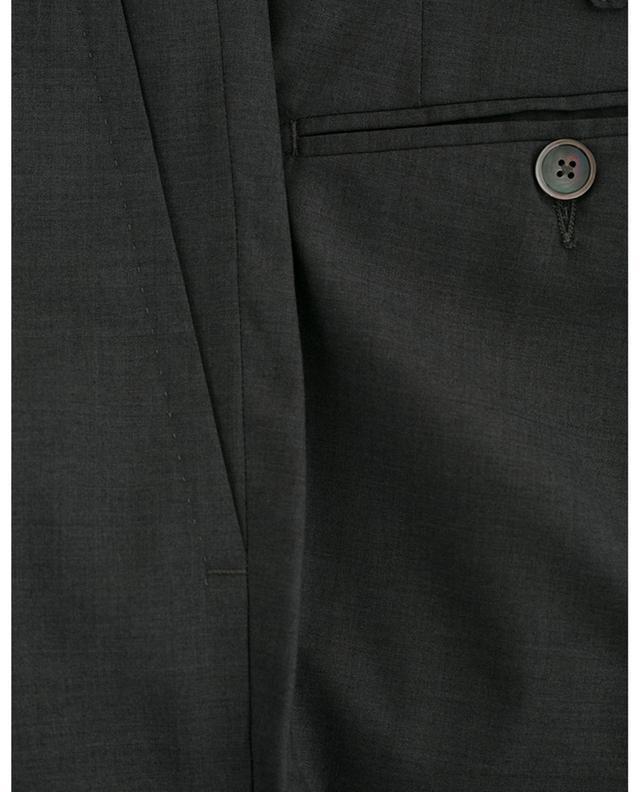 Pantalon en laine vierge slim MARCO PESCAROLO