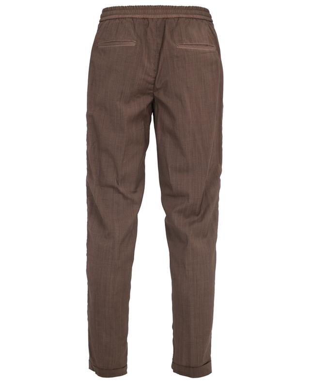 Pantalon en laine casual Chiaia MARCO PESCAROLO