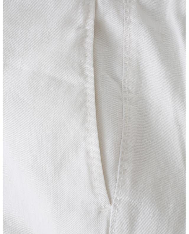 Pantalon en lin et coton Amalfi MARCO PESCAROLO
