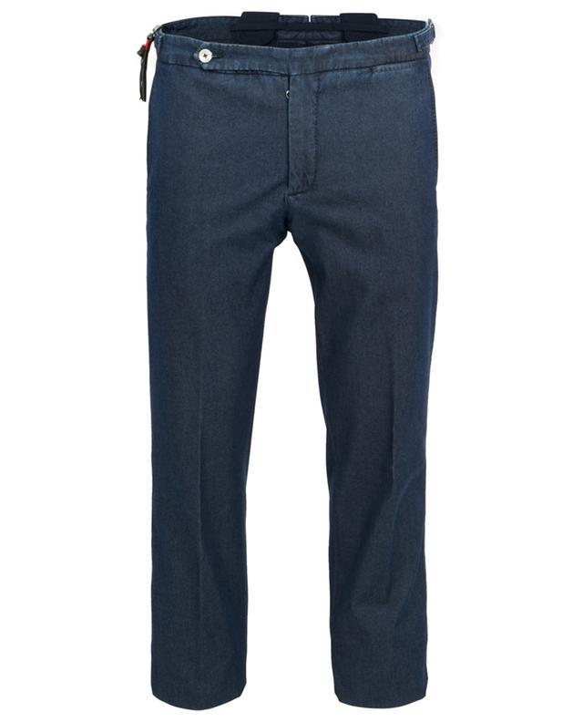 Pantalon en coton et soie Amalfi MARCO PESCAROLO