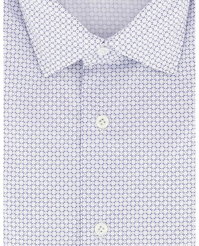 Green Stone printed long sleeve shirt MAZZARELLI