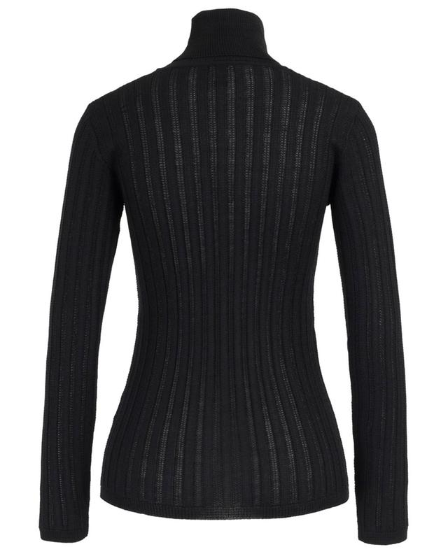 Turtle neck long-sleeved top M MISSONI