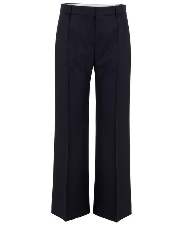 Pantalon large en laine mélangée SEE BY CHLOE