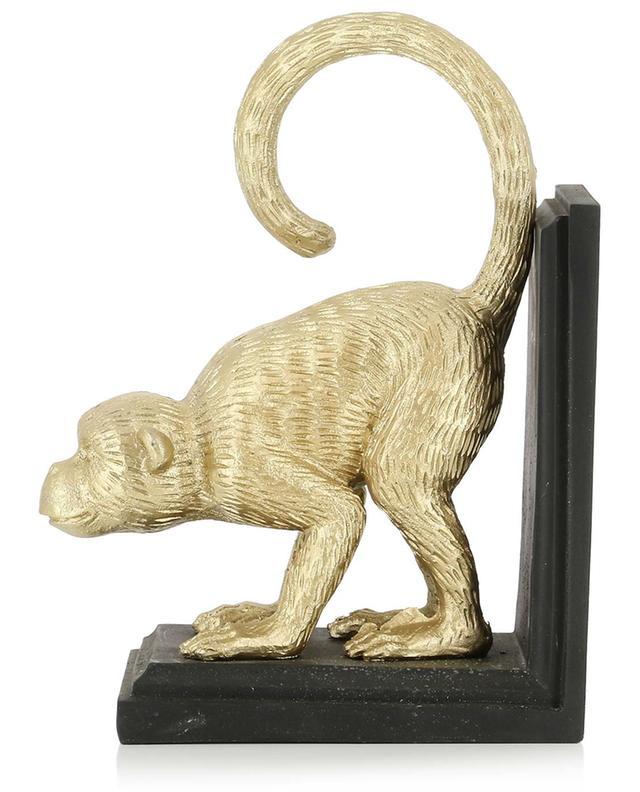 Ensemble de serre-livres dorés Monkey KERSTEN