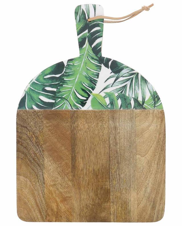 Planche à pain en bois laqué Leafs KERSTEN