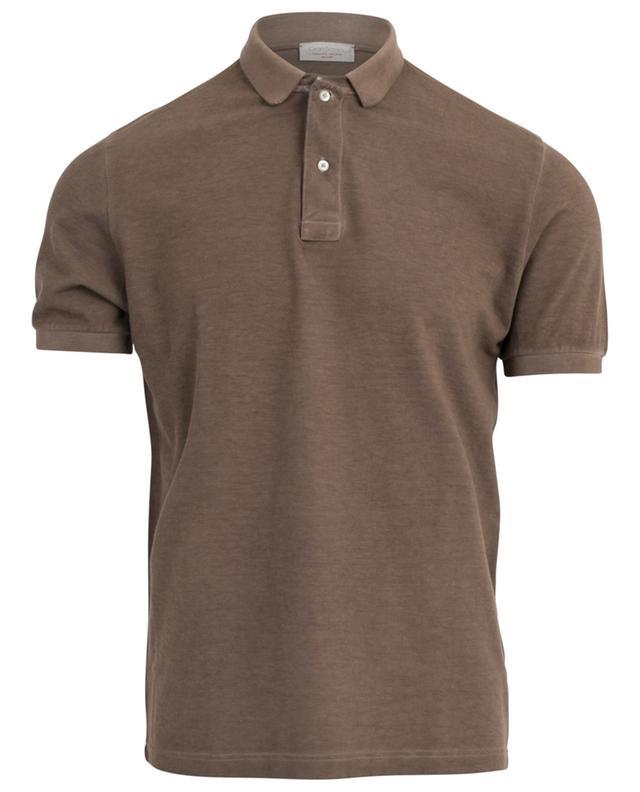 Short sleeve polo shirt GRAN SASSO