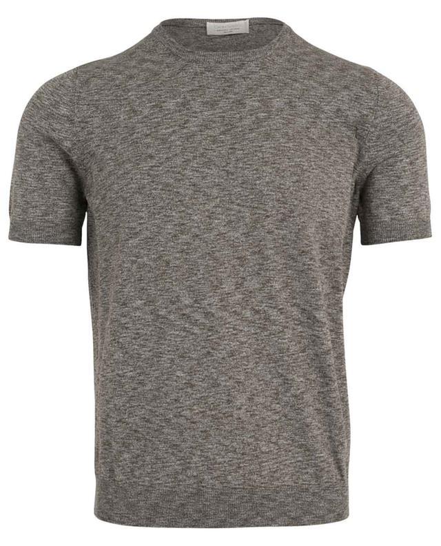 Lightweight short sleeve jumper GRAN SASSO