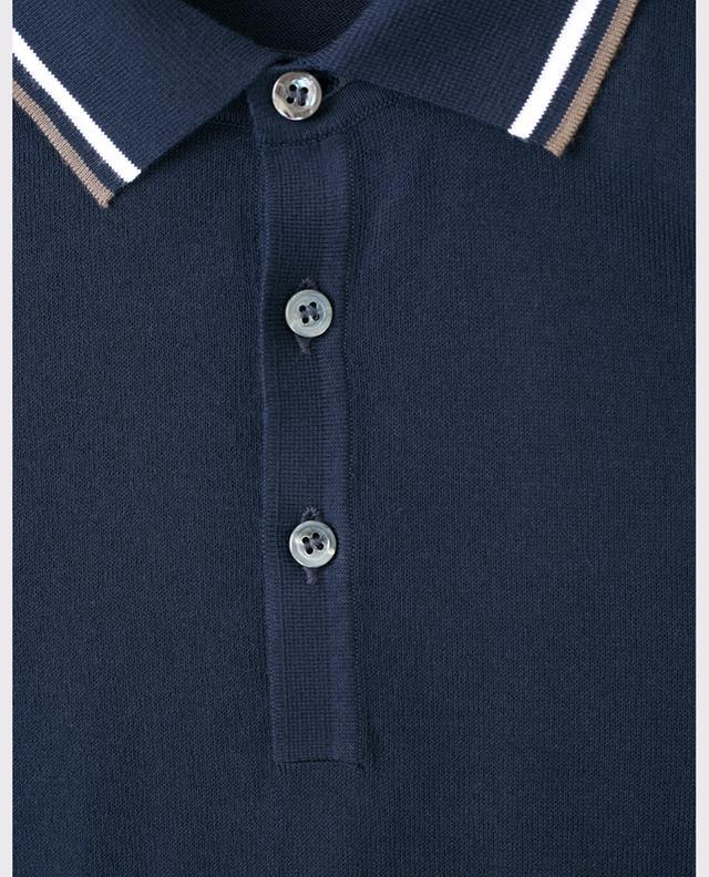 Cotton polo shirt GRAN SASSO