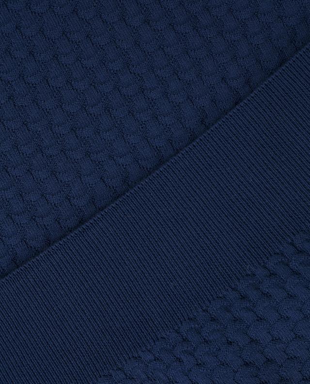 Pull en coton texturé GRAN SASSO