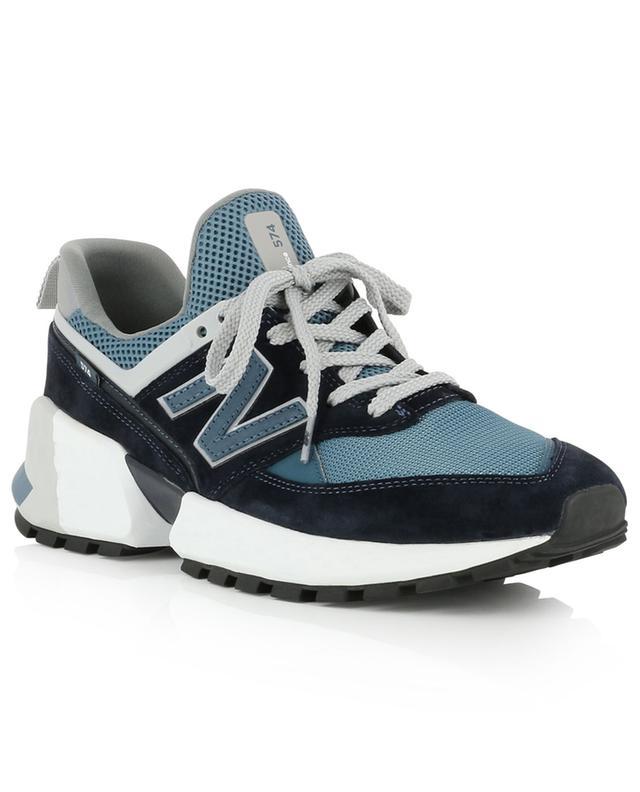 Sneakers aus Mesh und Wildleder 574 Sport NEW BALANCE