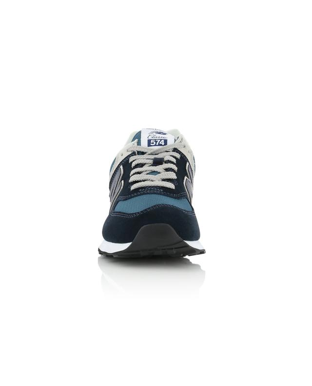 574 Classic suede and mesh sneakers NEW BALANCE