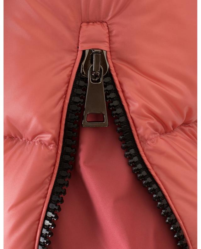 Daunenjacke mit Stehkragen und Zip-Detail Bandama MONCLER
