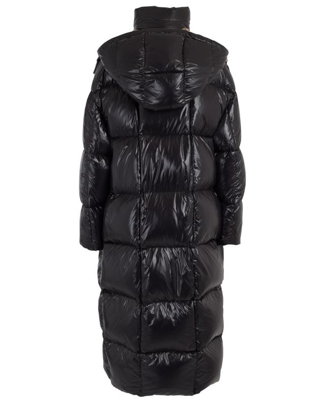 Parnaiba lacquered nylon down coat MONCLER