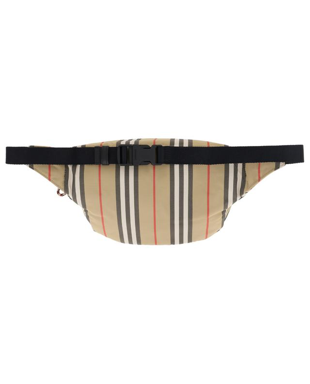 Rucksack aus Nylon Rex Archive Stripe BURBERRY