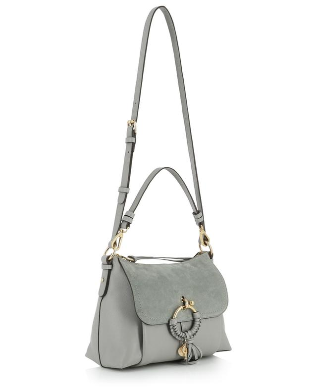 Joan Small leather and suede double carry bag SEE BY CHLOE