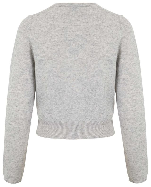 Seacell cropped button-down cardigan FTC CASHMERE