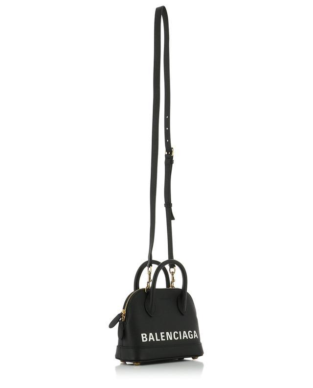 Ville XXS small textured handbag BALENCIAGA