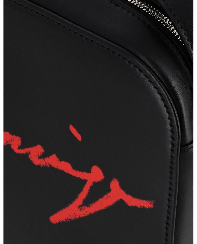 Everyday Camera S Signature logo leather shoulder bag BALENCIAGA