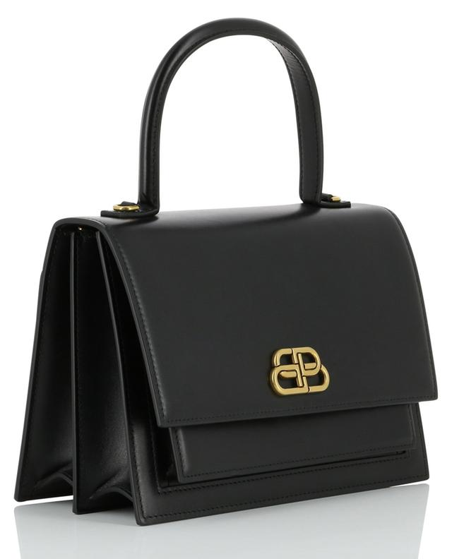 Sharp M leather handbag BALENCIAGA
