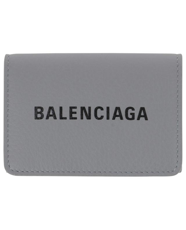 Portefeuille en cuir Everyday Mini BALENCIAGA