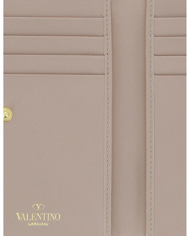 Diary Lines card holder and coin pouch VALENTINO