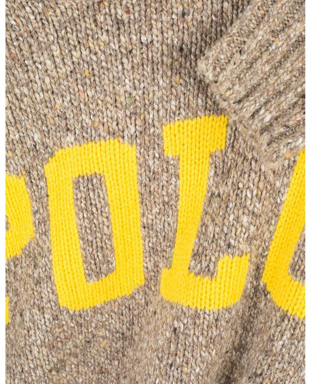 Polo Intarsia loose wool jumper POLO RALPH LAUREN