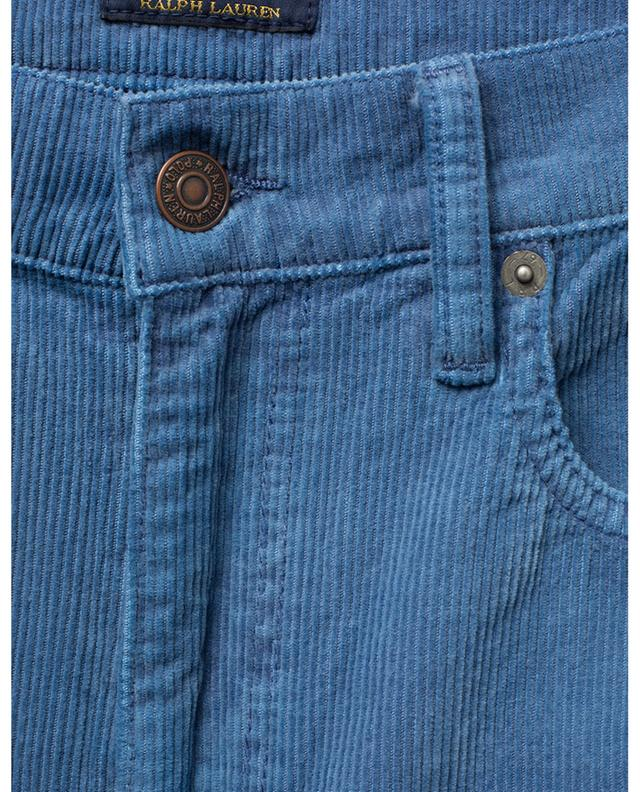 The Reede High Rise straight fit corduroy trousers POLO RALPH LAUREN