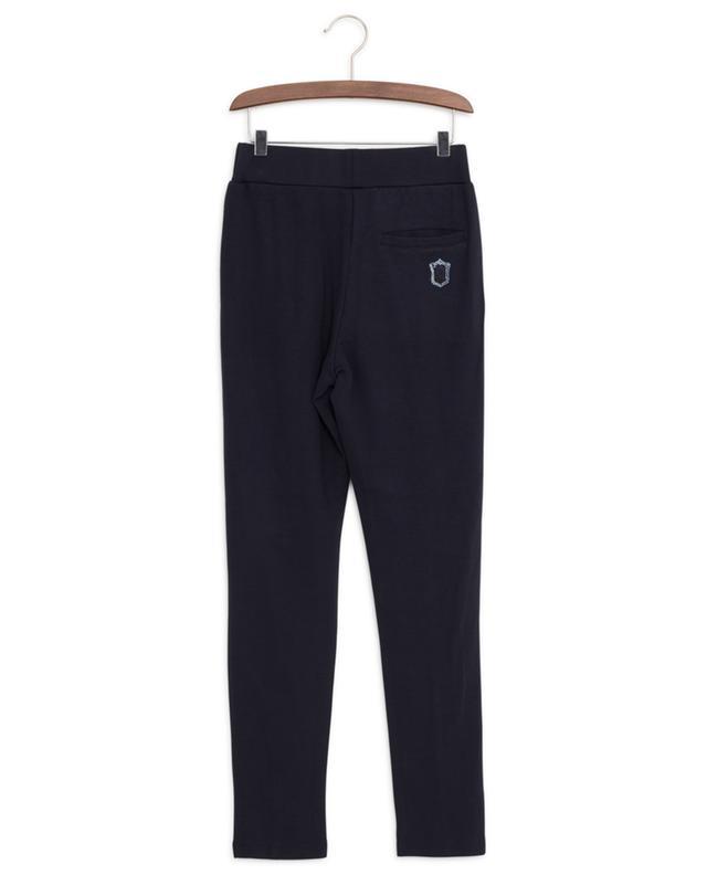 Pantalon en jersey Monogram Crest MONNALISA