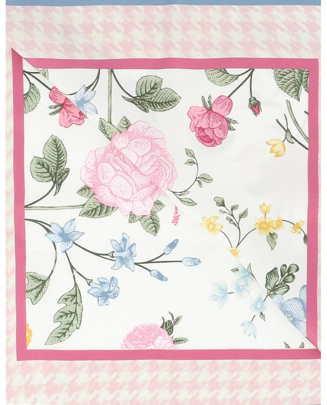 Foulard fleuri MONNALISA