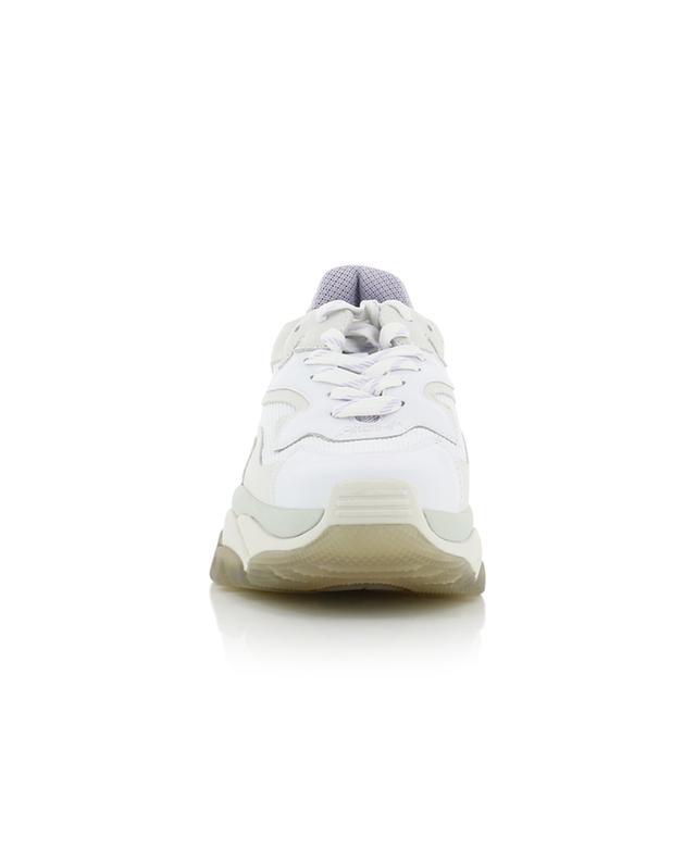 Addict low-top multi material sneakers ASH