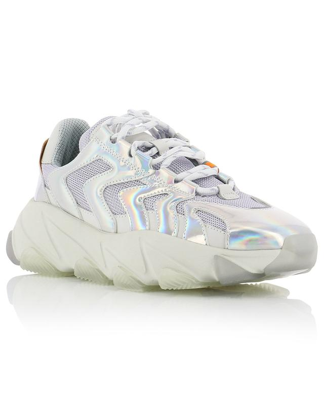 Extreme iridescent detail low-top sneakers ASH