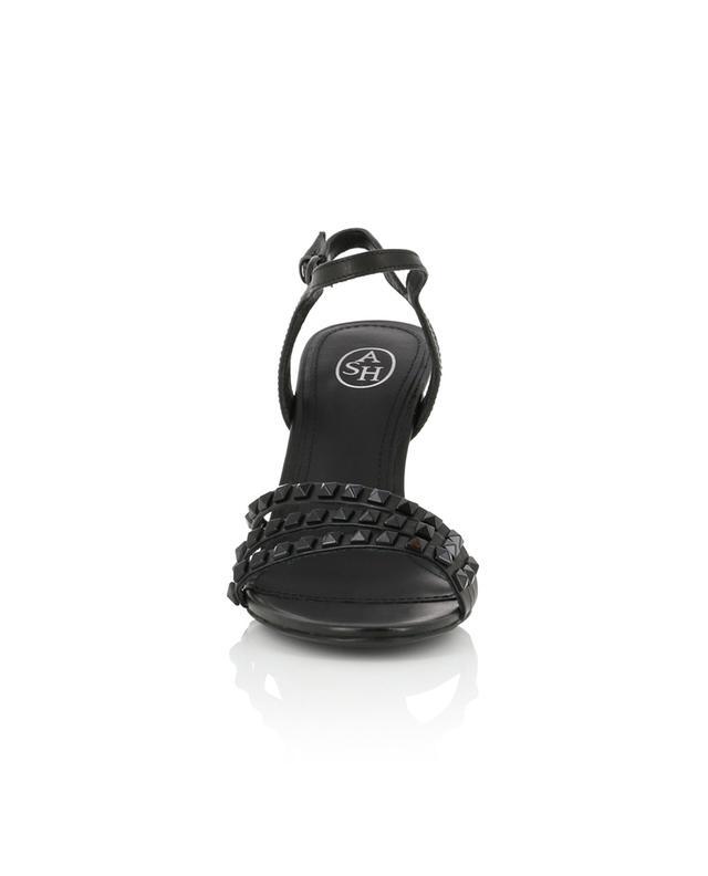 Sandales cloutées en cuir Hello ASH