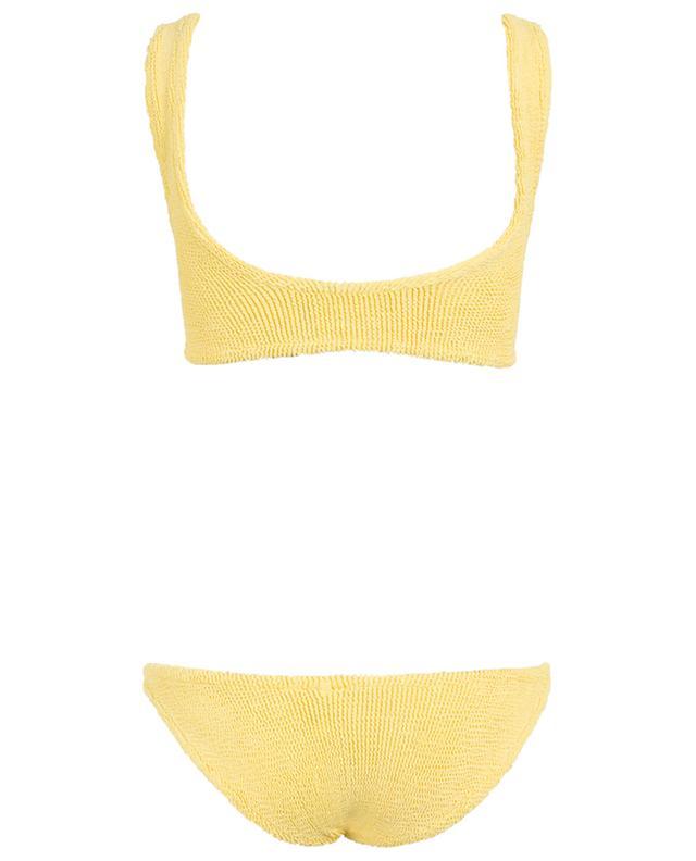 Maillot de bain deux pièces Cropped Bikini HUNZA G