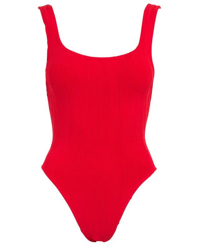 Nile Square Neck swimsuit HUNZA G