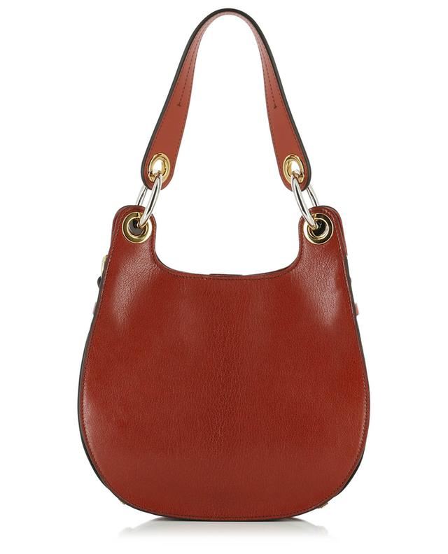 Tess grained leather shoulder bag CHLOE