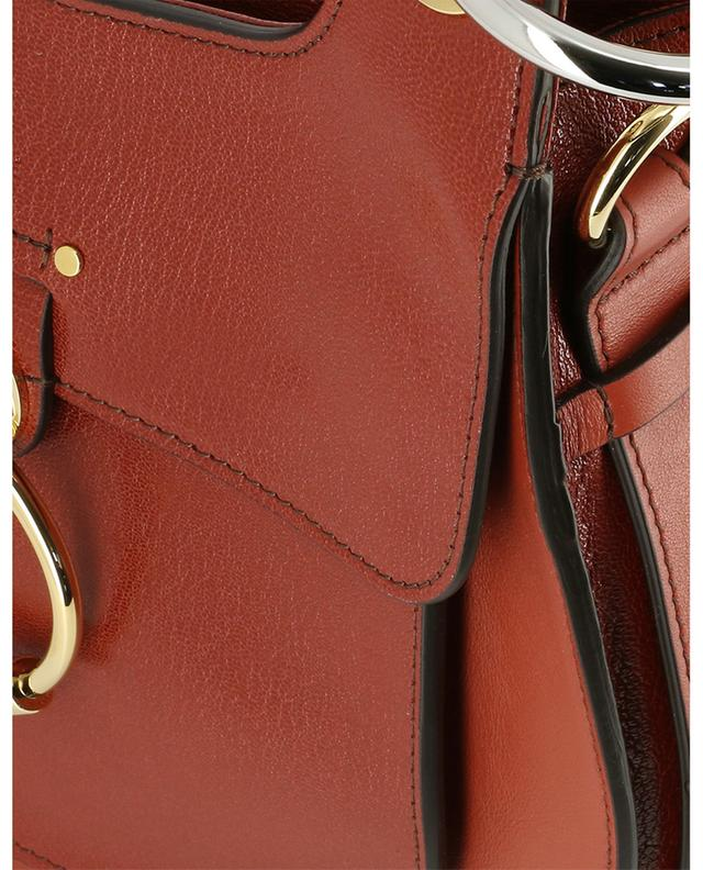 Tess grained leather shoulder bag CHLOE