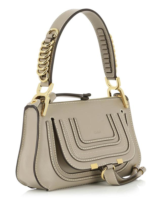 Marcie Baguette smooth leather double carry bag CHLOE