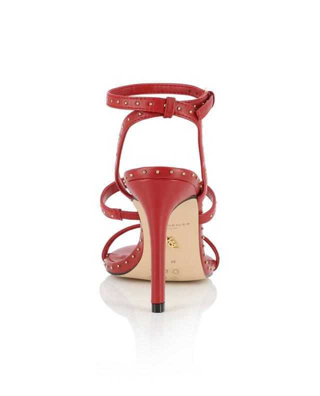 Sandales en cuir avec studs Portia KURT GEIGER LONDON
