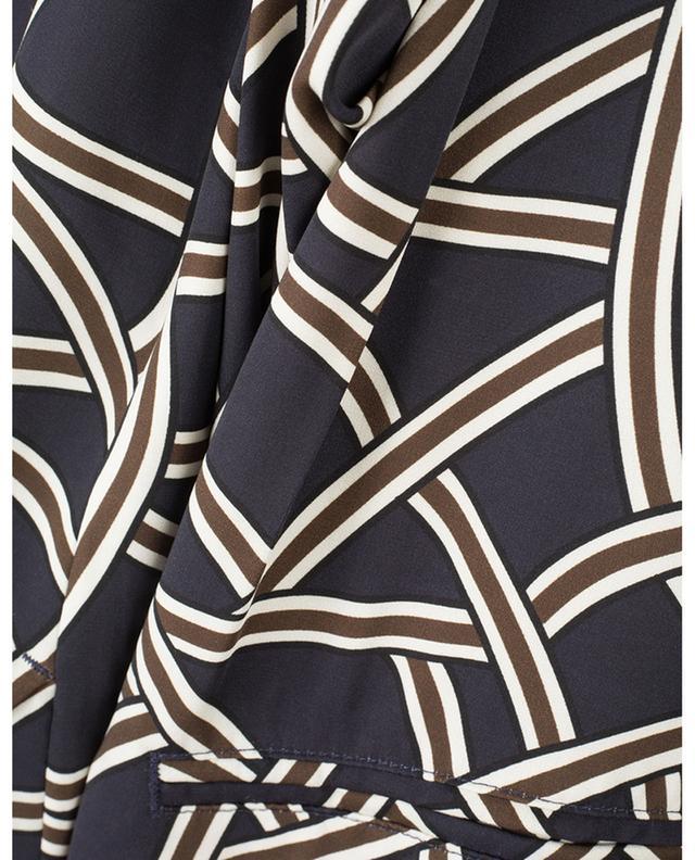 Kiki breezy printed trousers CAMBIO