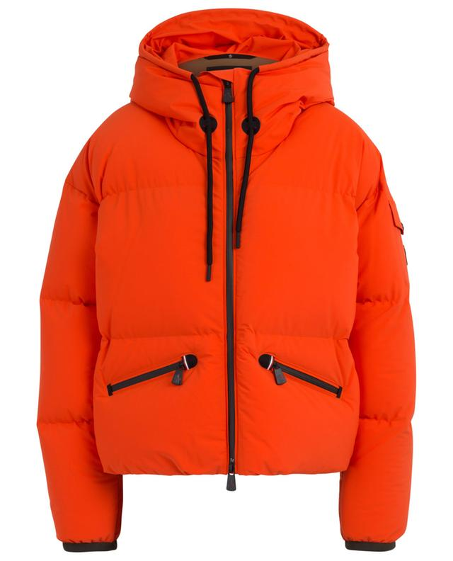 Airy short down jacket with Recco reflector MONCLER
